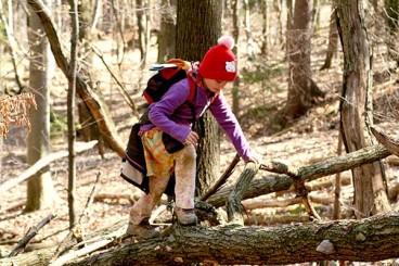 Waldspielgruppe für Kinder
