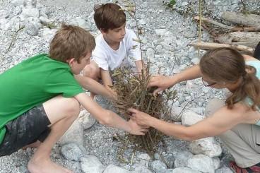 Wald & Wiesen-Kindergeburtstag